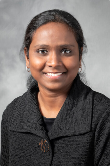 Ajantha, dental assistant at Delaware Star Dental