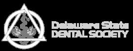 Delaware State Dental Society logo in gray